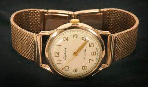 Золотые часы - престиж или статус?